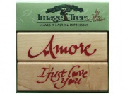Image Tree Rubber Stamp - True to My Heart