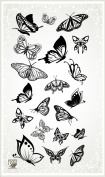Fantastic Butterfly // Clear stamps pack (10cm x 18cm ) FLONZ