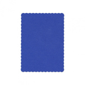 The Paper Company, 2009221, A2 Scallop Note Electric Blue