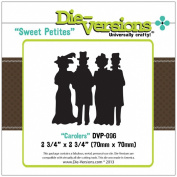 Die-Versions Sweet Petites Die-Carolers, 7cm x 7cm