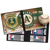 Oakland Athletics MLB Ticket Album