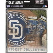 Ticket Album MLB - San Diego Padres