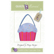 Quiltsillustrated Little Cupcake Tote QI-003