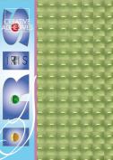 Creative Paper Iris Paper for Card Making, 215gm, Light Green