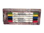 Ranger Ink Tim Holtz Distress Marker, 5 Marker Set, TDK37170