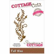 CottageCutz Elites Die 3cm x 7.6cm -Fall Vine