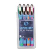 Stride Slider Memo Xb Viscoglide Ballpoint Pen