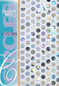 Creative Paper Circles Paper for Card Making, 215gm, Silver