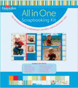 All In One Scrapbooking Kit 8x8
