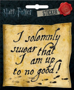Harry Potter - I Solemnly Swear - Die Cut Vinyl Sticker Decal