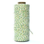 Craftkin Baker's Twine 130 Yards - Lemonade