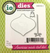 Impression Obsession io Steel Die Set # DIE032-J Vintage Ornament US American Made