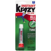 Krazy Glue KG58548R Instant Krazy Glue All Purpose Tube 0ml