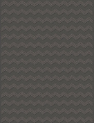 Craftwell USA Dotted Chevron Teresa Collins Embossing Folder, 22cm by 30cm