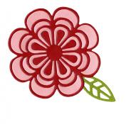 Quickutz Dies - Flower