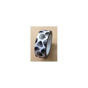 Washi Tape 15mmX10m-Black and White Candy Corn