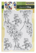 Penny Black Decorative Rubber Stamps, Trailing Beauty