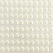 AllyDrew 5mm Self Adhesive Pearl Stickers, 765pcs