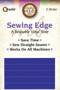 Q Tools Reusable Sewing Edge Vinyl Stop for Consistent Sewing