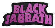 BLACK SABBATH Songs Music Clothing Logo MB17 Iron on Patches