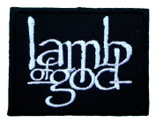 Lamb of God Music Band Songs Shirt Logo ML01 Iron on Patches