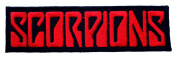 SCORPIONS Music Heavy Metal Rock Band Logo t Shirts MS18 Patches