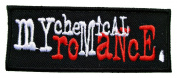 My Chemical Romance Song Music Band Logo MM22 Patches