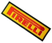 PIRELLI Tyres Cars Motorcycles Motorsport Logo t Shirts PP01 Patches