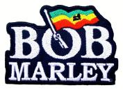 BOB MARLEY Music guitarist ska rocksteady reggae t Shirts Logo MB24 Patches