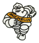 Michelin Man Tyres Racing Motorsport Logo t Shirts PM04 Iron on Patches