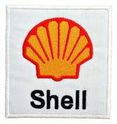 Shell gas stations Oils Formula 1 F1 Racing Shirts Label GS10 Patches
