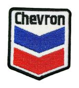 Chevron and texaco gas oil Corp small logo Shirts GC10 Patches