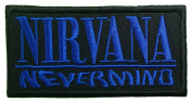 NIRVANA nevermind Songs Music Band t Shirts MN06 Patches
