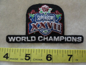 Super Bowl XXVII World Champions Patch