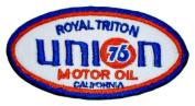 UNION 76 Motor Oil Royal Triton Gasoline Logo GU02 Patches