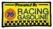 Union 76 Racing Gasoline Gas Station Signs GU04 Iron on Patches
