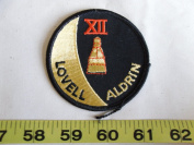 Lovell - Aldrin XII Space Patch