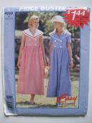 McCall's Pattern P333 Misses' Dress Sizes 8-10-12-14