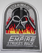 Star Wars EMPIRE STRIKES BACK Vader Logo Embroidered PATCH