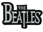 The Beatles Patch (Su003) Logo for Dry Clothing ,Jacket ,Shirt ,Cap Embroidered Iron on Patch ,By Sugar99shop