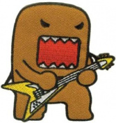 Domo Kun Flying V Guitar Patch DP152