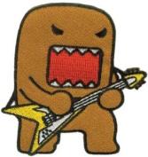 Domo Kun Flying V Guitar Patch DP152
