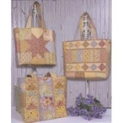 Charming Totes 4 - A Charm Friendly Pattern