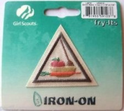 Girl Scouts Try Its Iron-On Patch 59103 Make It Eat It