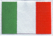 Ireland Flag Embroidered Sew on Patch