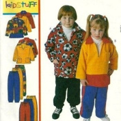 McCall's 9472 Children's Unisex Tops and Pull-on Pants Pattern