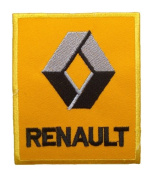 RENAULT Cars Auto Turbo F1 Sport Racing Logo Clothing CR01 Patches