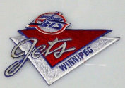 Winnipeg Jets 4x3 cool embroided patch