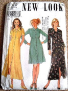 WOMENS DRESS IN TWO LENGTHS - SIZE 8-18 SIX SIZES IN ONE - SIMPLICITY NEW LOOK 6670