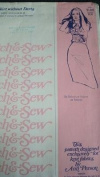 WOMENS SKIRT WITHOUT DARTS - HIP SIZE 30-32-34-36-38-40 STRETCH & SEW SEWING PATTERN #400